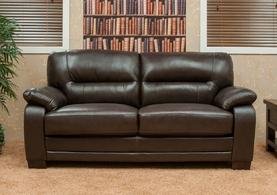 Woodbury Leather Sofa