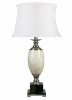 oyster colour Table Lamp