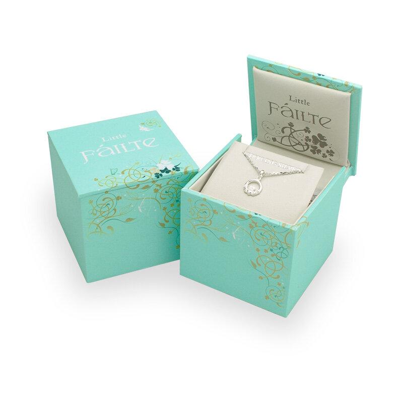 Kids jewellery presentation box
