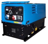 Mase Genset 300A Welder Generator 115/230/400V