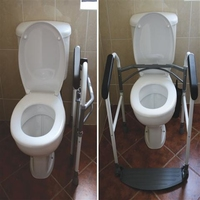 Easyfold Toilet Surround