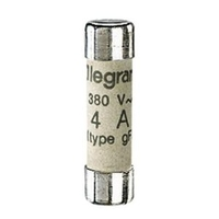 Legrand 8x32mm 4A Fuse Type G