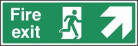 Emergency Escape Sign EMER0002-0350