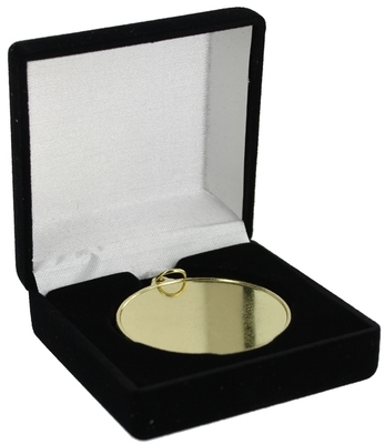 Flocked Medal Box 50/60/70mm