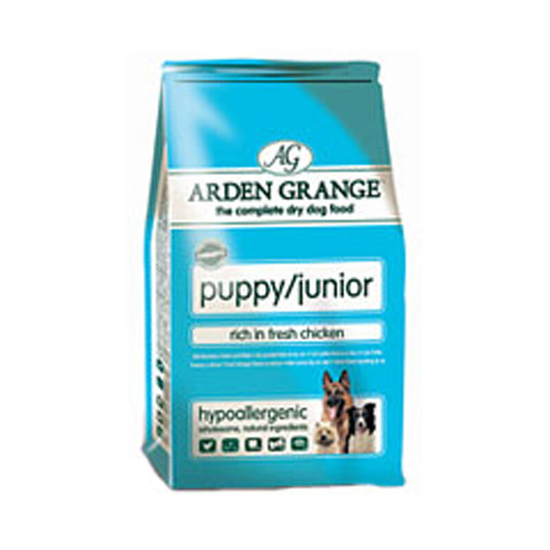 Arden Grange Chicken Puppy/Junior Dog Food 6kg