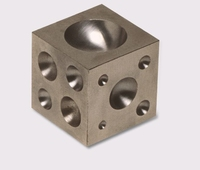 Doming Die Block 63x63x63mm