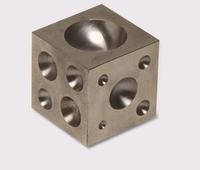 Doming Die Block 63x63x63mm