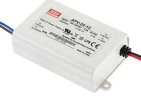 Mean Well LED Power Supplies & Drivers