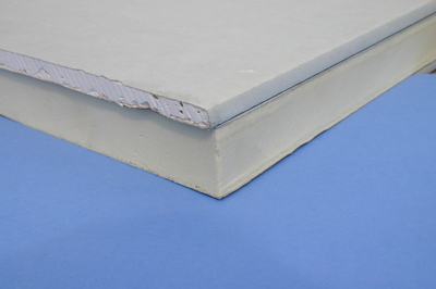 Insulated Plasterboard 50mm (8x4 ft)