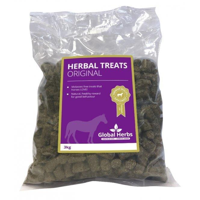 Global Herbs Herbal Treats 3kg