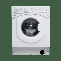 Hotpoint BHWM129 7kg Built In / Integrated Washing Machine 1200 Spin