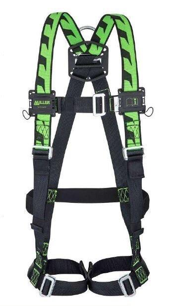MILLER H-Design Duraflex 1 Point Harness