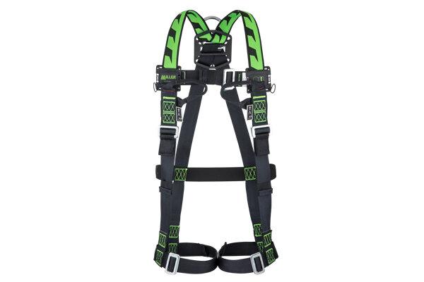 1032864 H-Design Duraflex 2 Point Harness C/W Loops (Size 2)