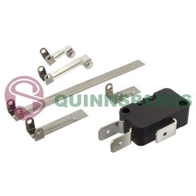 Universal Microswitch & 5 Actuators Kit 16A