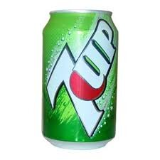 7 Up - 24x 330ml cans