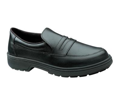 REDBACK Slip On Safety Shoe S1P SRC