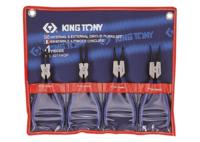 King Tony Circlip Pliers 4 Piece Set 42114GP