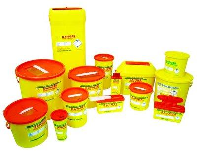 Sharps Container Unit