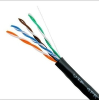 CAT6 Network Cable 4 Pair UTP PVC