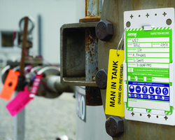 Scafftag® helps you manage and communicate the latest inspection / test status of equipment in terms of health and safety, maintenance and identity to improve safety compliance and business performance.