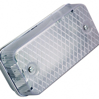 100W BULKHEAD POLYCARBONATE E27 HOLDER