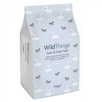 Wild Things Swan & Duck Food 1.5kg x 1