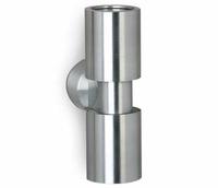 ONE Light Aluminium Surface bi-directional Wall Light IP54
