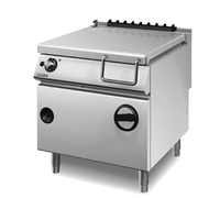 Bratt Pan 120Litre Gas Tilting 1200x900x850mm