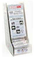 Plastic Epoxy Stick 50gr in Dispenser 24pce