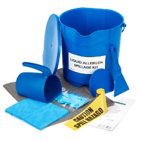 Allergen Spillage Liquids Kit