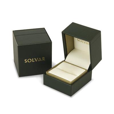 Solvar ring presentation box