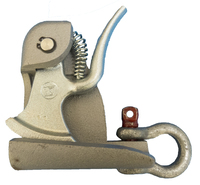 Tractel Wire Rope Gripper C/W Shackle | Tirfor Accessory