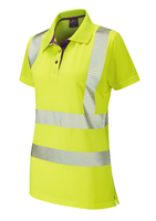 Pippacott Ladies Hi-Visibility Polo Shirt