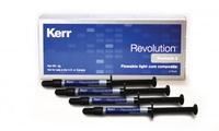 KERR - REVOLUTION FORMULA 2 DISPENSING TIPS BLACK