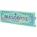 Mascotte Green 50 Cigarette papers