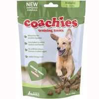 Coachies Naturals Adult Dog Treats 200g x 1