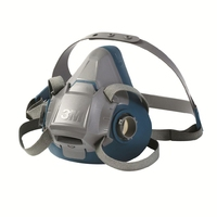 3M Half Mask Reusable Respirator (Small)