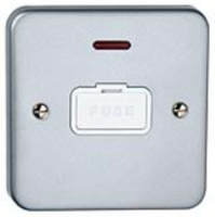 DETA METAL SURFACE UNSWITCHED SPUR COMES WITH NEON INDICATOR