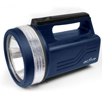 1 WATT LED Lantern torch c/w battery