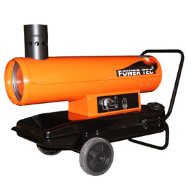 PowerTec DX30 Indirect Diesel Space Heater