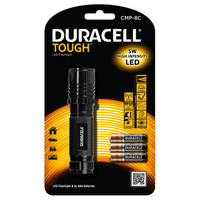 Duracell Tough 5w High Intensity LED Torch