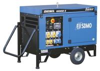 SDMO DE10000ES Generator