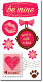 Love Notes Large Essential Craft Sticker. (Priced in singles, order in multiples of 6)