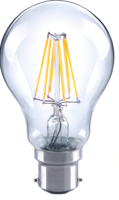 Solus 60W = 6.5W BC A55 XCROSS LED