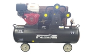 FALCOM 13HP HONDA ENGINE 200LTR  BELT DRIVE COMPRESSOR