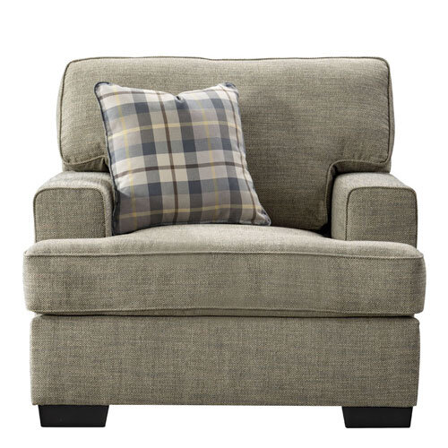 Tides Fabric Armchair