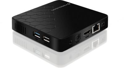 Ferguson FBOX ATV-Dual OS Android 7.0  & Linux Smart Box