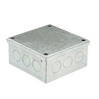 4x4x2 Galv. KO Adaptable Box