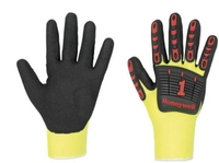 HONEYWELL Skeleton 1 Hi-Vis Glove