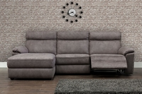 Orbit Fabric Corner Sofa 1